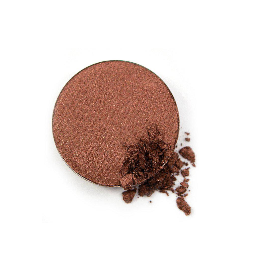 Cinnamon Lus broken - medium red-brown eyeshadow
