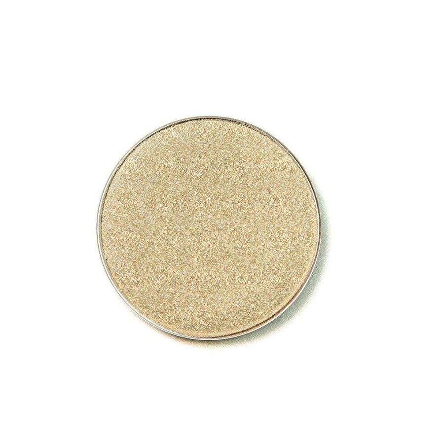 Clutch Pearls iridescent white eyeshadow by Coloured Raine Cosmetics