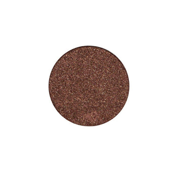 Dethrone - warm brown eyeshadow by Coloured Raine Cosmetics