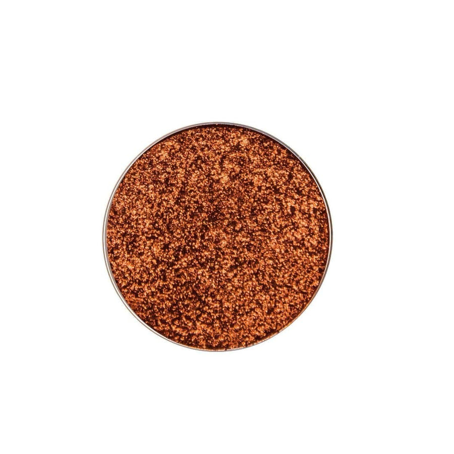 Downtown - metallic copper eyeshadow by Coloured Raine Cosmetics