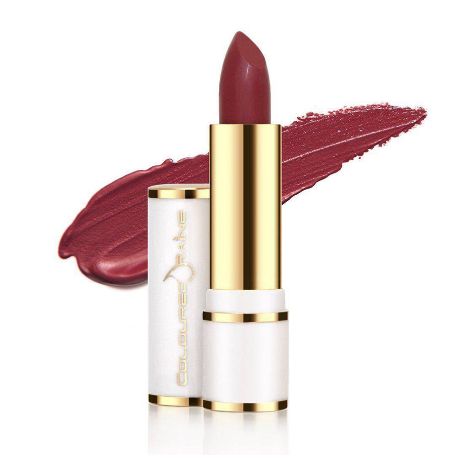 Foxy Lady-Satin Lipstick-Coloured Raine Cosmetics