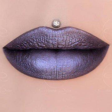Galaxy-Liquid Lipstick-Coloured Raine Cosmetics