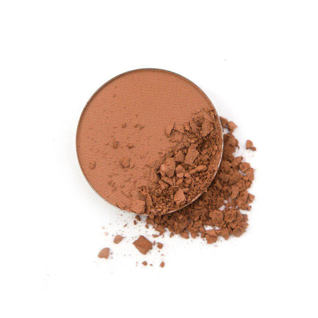 Gingerbread-Eyeshadow-Coloured Raine Cosmetics
