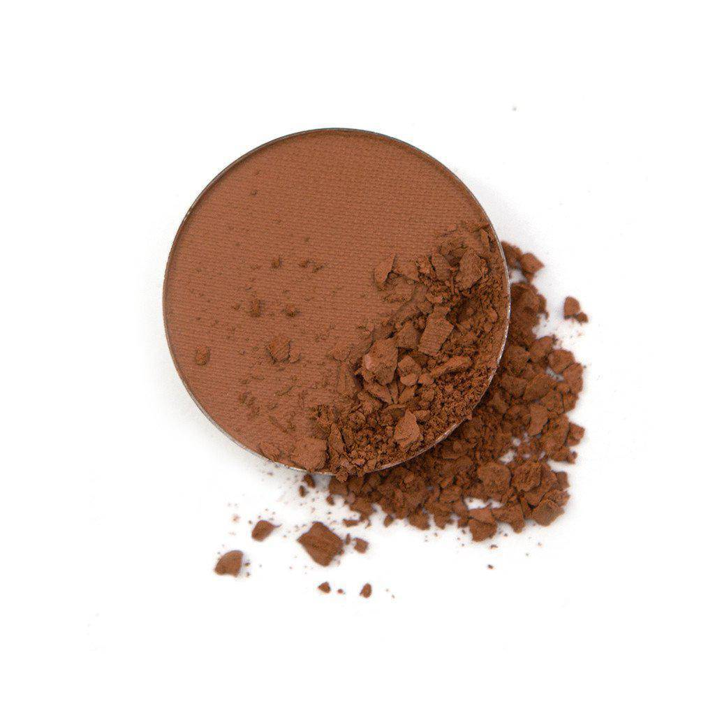 Hot Cocoa-Eyes-Coloured Raine Cosmetics