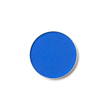Neo royal blue eyeshadow by Coloured Raine Cosmetics