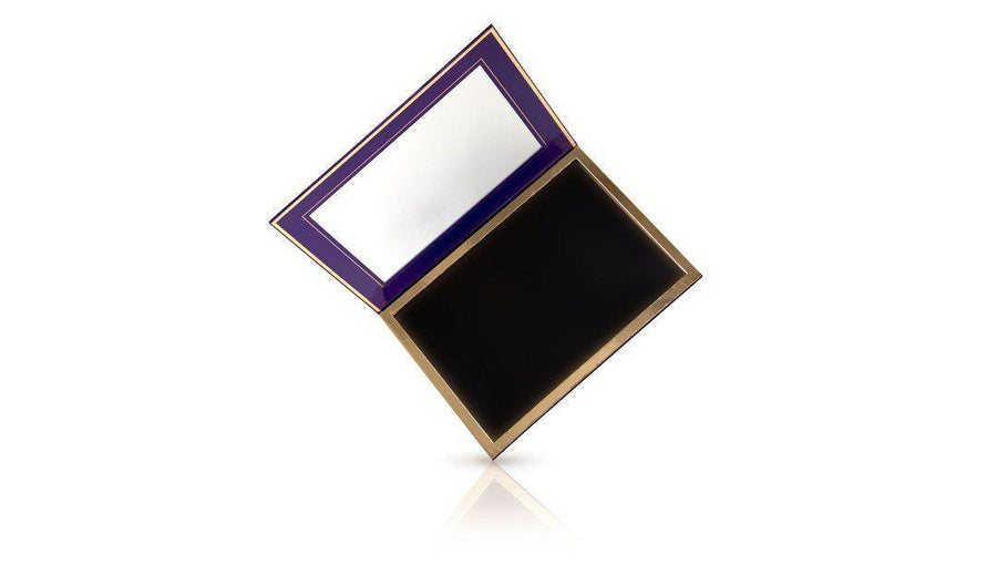 Purple - 96 Pan Pro Mirrored Magnetic Palette-Eyes-Coloured Raine Cosmetics