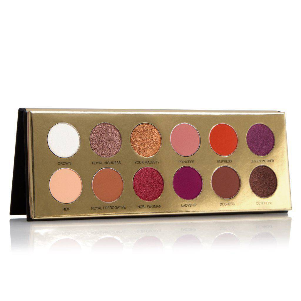 Queen of Hearts™ bestselling eyeshadow palette by Coloured Raine Cosmetics