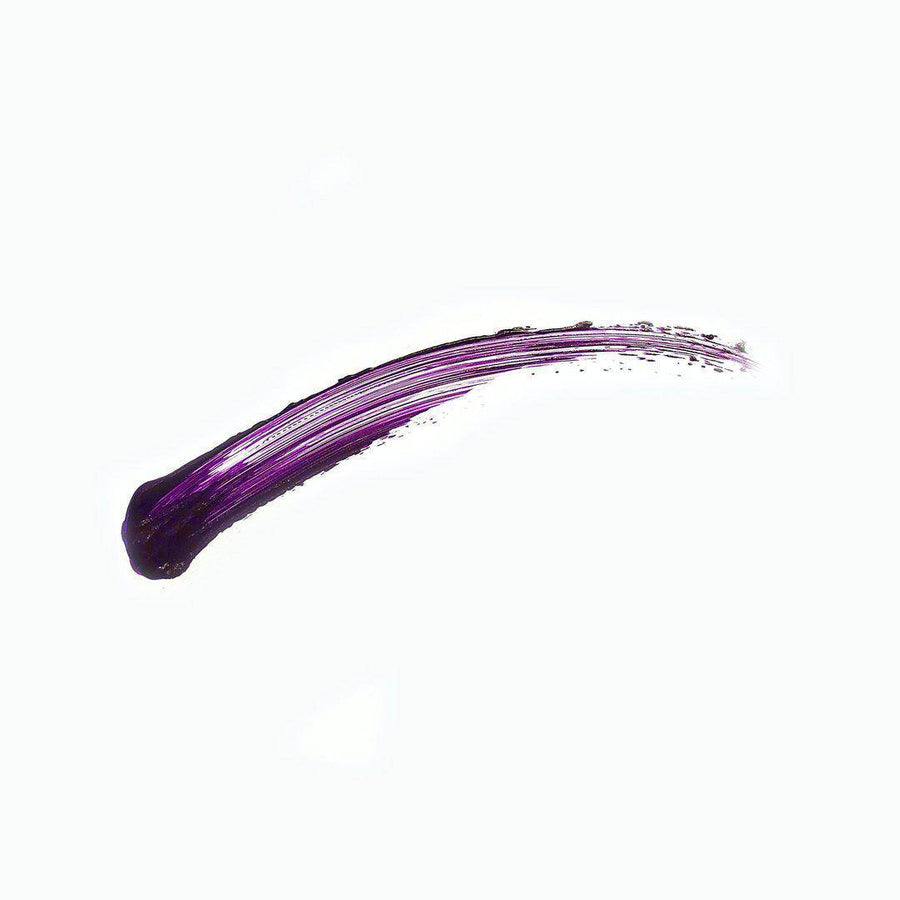 Raine Fever dark amethyst liquid lipstick swatch