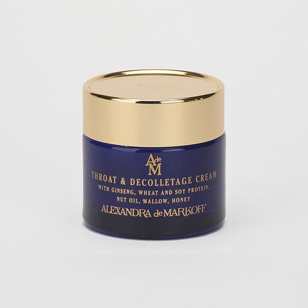 Throat & Décolletage Cream