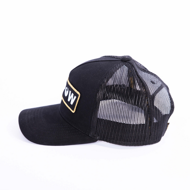 Black Label Trucker Hat