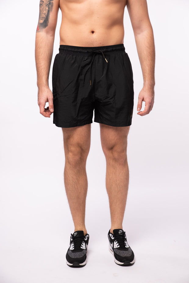 Action Shorts (Quick Dry) Midnight Black