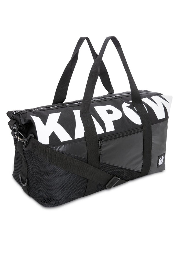 Black Label Duffel Bag