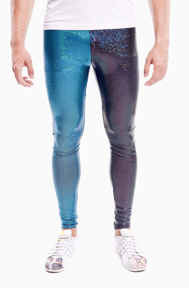 Equinox Meggings - Holographic Glitter