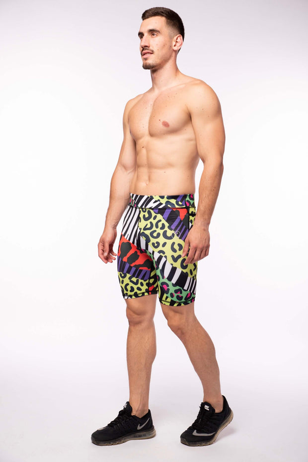 Party Animal Performance Compression Shorts