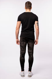 Velvet Elvis Meggings