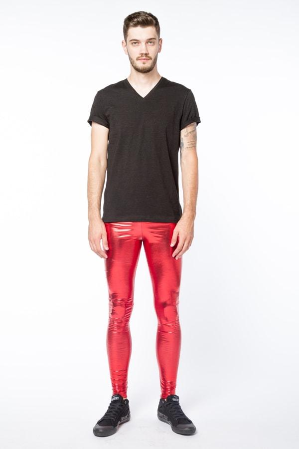 red peril meggings front view