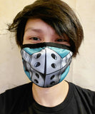 Deku My Hero Academia Face Mask