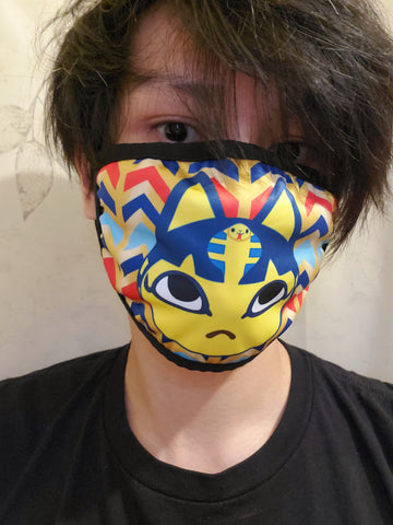 Ankha Animal Crossing Face Mask