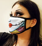 Sally The Nightmare Before Christmas Face Mask