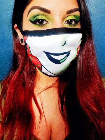 Poison Ivy Face Mask