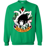 Slytherin Sasuke Crewneck Sweater - Teem Meme