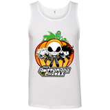 The BurtonBad Ghouls Tank Top - Teem Meme