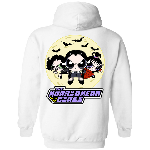 Nancy Wednesday Lydia Hoodie  *BACK PRINT ONLY* - Teem Meme