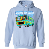Say My Namerino Pullover Hoodie *BACK PRINT ONLY* - Teem Meme