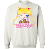 Sailor Moon Send Noods Crewneck Sweater - Teem Meme