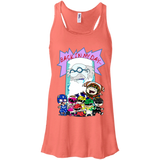 Back In My Day Bella Flowy Racerback Tank - Teem Meme