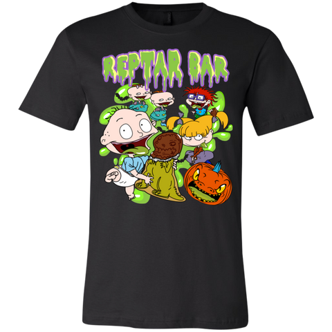 Spooky Reptar Bar Bella Youth/KIDS Tee - Teem Meme