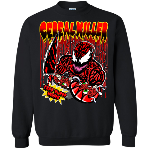 Carnage Cereal Killer Pullover Sweater - Teem Meme