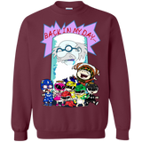 Back In My Day Crewneck Sweater - Teem Meme
