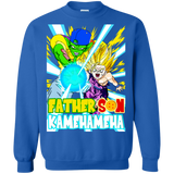Piccolo Is My Real Dad Crewneck Sweater - Teem Meme