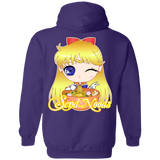 Sailor Venus Send Noods Hoodie *BACK PRINT ONLY* - Teem Meme