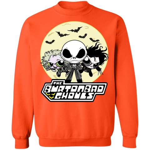 Burton Bad Ghouls Sweater - Teem Meme