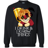 The Tyrion King Crewneck Sweater - Teem Meme
