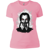 Silence of the Wednesday Ladies' Slimfit Tee - Teem Meme
