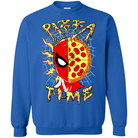 Pizza Time! Crewneck Sweater - Teem Meme