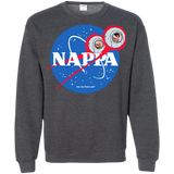 NAPPA NASA Crewneck Sweater - Teem Meme