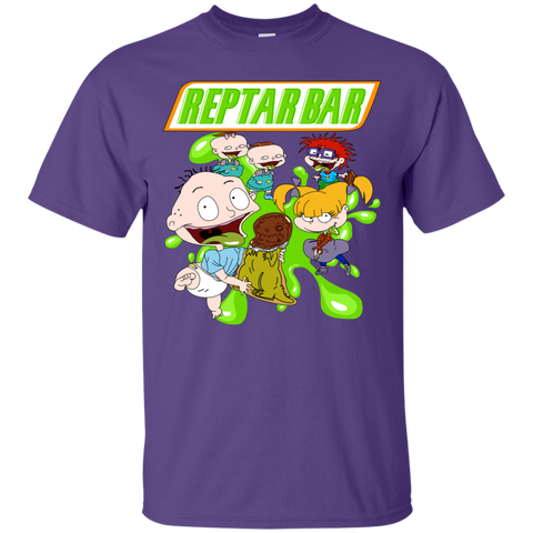 Reptar Bar Basic Tee - Teem Meme