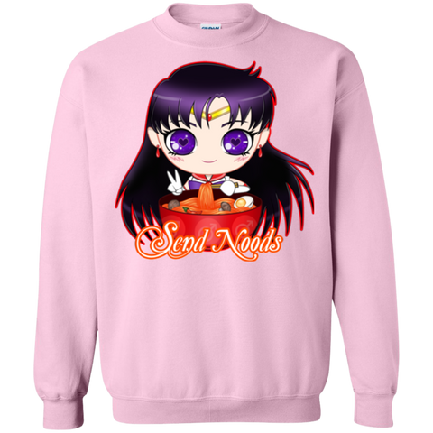 Sailor Mars Send Noods Crewneck Sweater - Teem Meme