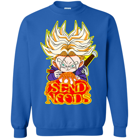 Trunks Send Noods Crewneck Sweater - Teem Meme