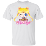 Sailor Moon Send Noods Basic Tee - Teem Meme