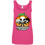 The BurtonBad Ghouls Ladies' Tank Top - Teem Meme