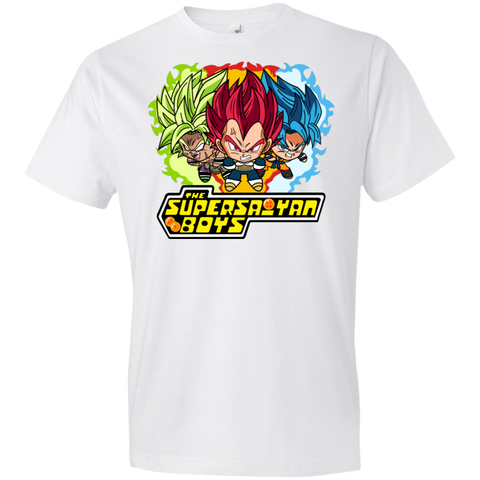 Powerpuff Saiyans Youth Tee - Teem Meme