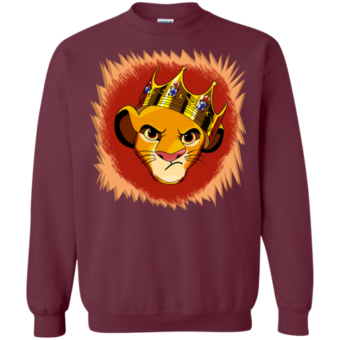 Notorious Simba Crewneck Sweater - Teem Meme