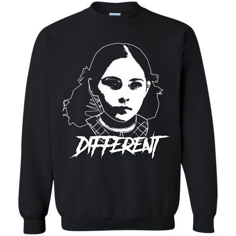 Esther is Different Crewneck Sweatshirt 8 oz - Teem Meme