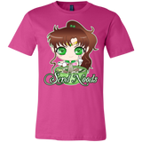 Sailor Jupiter Send Noods Bella Unisex Tee - Teem Meme