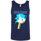 SANIC Popsicle Tank Top - Teem Meme